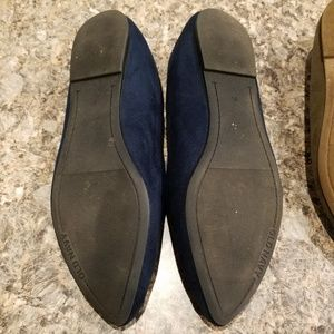 Old Navy Shoes - Old Navy Faux Suede Pointed Flats